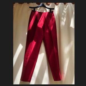 Ann Taylor silk party pants